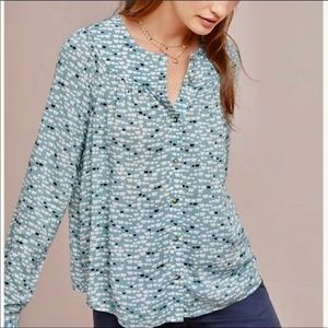 Anthropologie Limited Edition Top